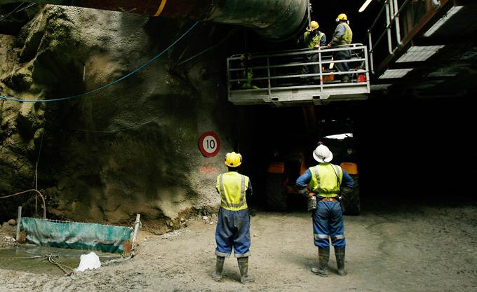 Взрыв на угольной шахте в Новой Зеландии