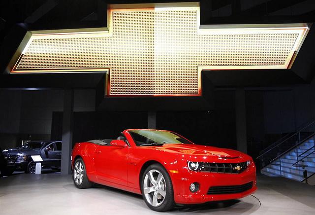 LA Auto Show 2010