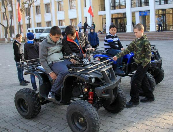 Центр детства и юношества Шымкент