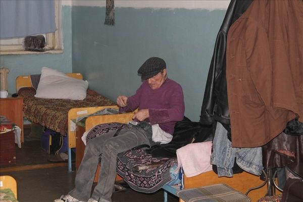 Бездомные Шымкент