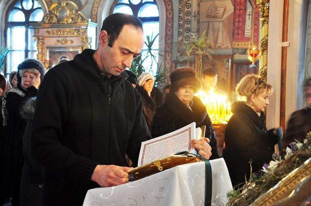 В Шымкенте отметили праздник Рождества Христова